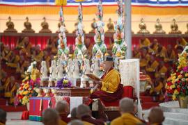 The Soliloquy of Geshe Potowa: Session Three