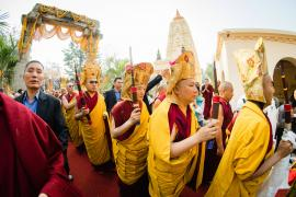 Honoring the Words of the Buddha: The Kangyur Procession