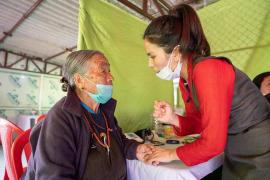 Compassion and Skillful Means: the Tibetan and Western Medical Camps in Action