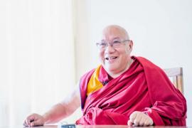 An Interview with Khenpo Lodro Donyo Rinpoche Regarding Bokar Yangsi Rinpoche's Ordination