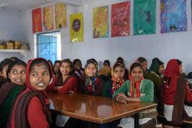 Compassion in Action – Supporting Education for Girls