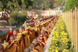 Honoring the Words of the Buddha: The Kangyur Procession and Reading