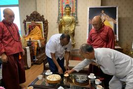 Compassion in Action: Celebrating the 35th Birthday of His Holiness the 17th Gyalwang Karmapa